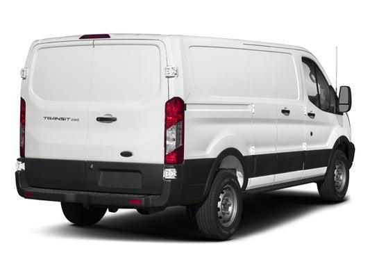 Ford Transit 250 >> 2018 Ford Transit 250 Cargo